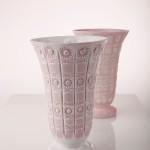 porcelánový odlitek skleněné vázy / foto: Martin Šnajdr a Lukáš Oujeský