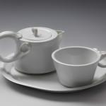 čajový servis pro Ústav umění a designu v Plzni